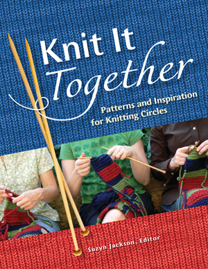 Knit it together cover