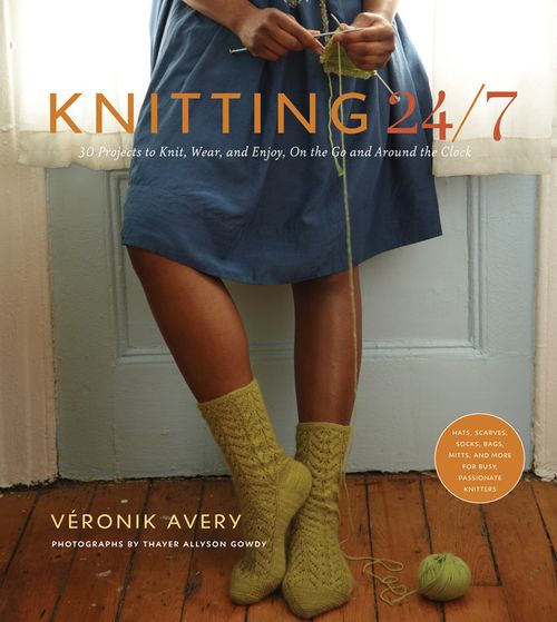 Knitting 24-7 cover