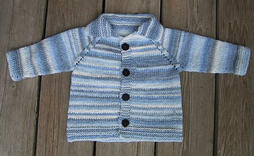Declan's sweater