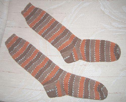 Uncle Ken's socks