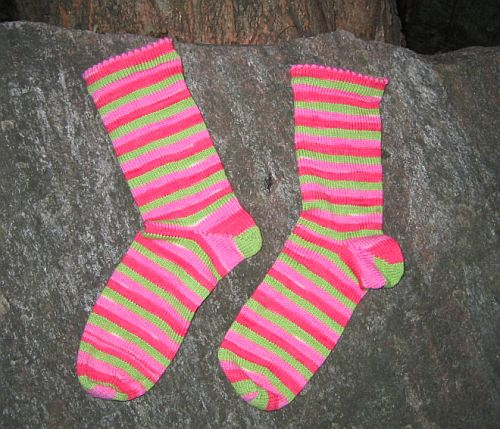 Melon_socks_done_1